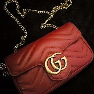 Gucci Bags - Gucci Marmont Mini Bag